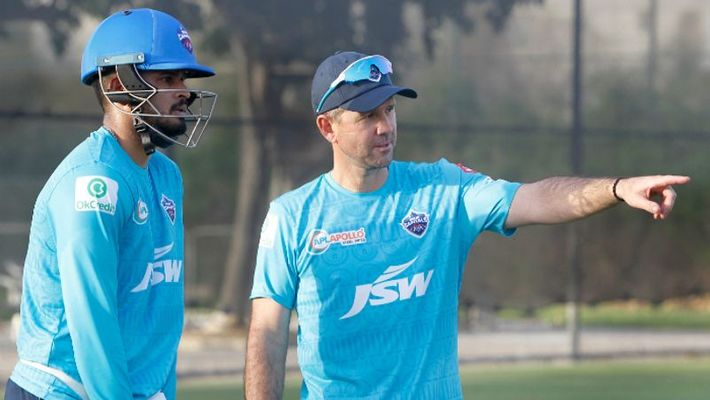 IPL 2020 Delhi Capitals na caption iyer e potani safadta no shery aa 2 mahan purv caption ne aapyo