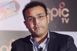 "Commenting on Ambati Rayudu's performance, Sehwag said, ""3D Glass has been activated now."""
