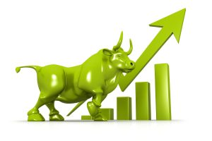 On the last day of the week, the stock market traded up, the Sensex rose 3 points and the Nifty rose 3 points.
