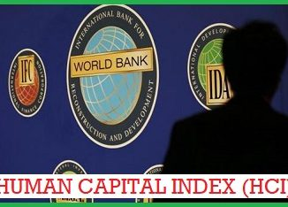 India ranks 116th in the World Bank's Human Capital Index