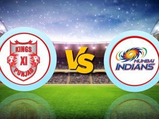 T-20 League LIVE Update : KXIP vs MI, IPL 2020 Live Score Updates