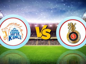 T-20 League LIVE Update : CSK vs RCB, IPL 2020 Live Score Updates
