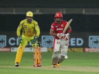 T20 league KXIP e CSK ne jitva mate aapyo 179 run no lakshyank