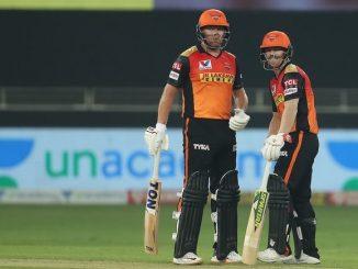 T-20 League SRH na opner ni dhuadhar batting Bairstow na shandar 97 run bishnoi ni 3 wicket