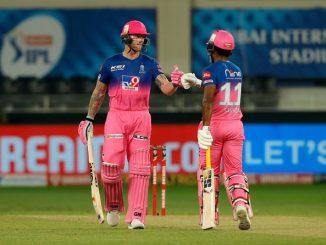 T20 league SRH same RR e 6 wicket gumavi ne 154 run karya RR no madhyam kram aapeksha pramane kharo na utroyo