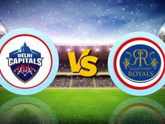 T-20 League LIVE Update : DC vs RR, IPL 2020 Live Score Updates
