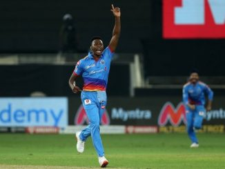 T20 League RCB ni 59 run e sharamjanak har rabada e 4 wicket jadpi