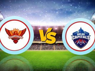 T-20 League LIVE Update : SRH vs DC, IPL 2020 Live Score Updates