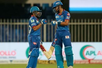 T-20 League: Calcutta adopt a fighting mood and make a thrilling match but lose, Delhi Capitals win by 18 runs