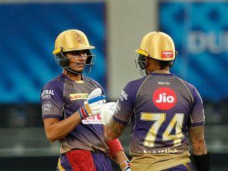 T20 League aaje biji match DC ane KKR ni vache delhi na batsman ma moti ining ni kami KKR ne opner ni chinta