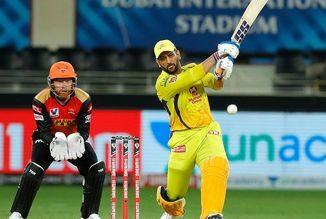 T20 league dhoni sauthi vadhu match ramnaro kheladi banyo sathe j 4500 run pan pura karya raina e tweet kari shubhecha pathavi