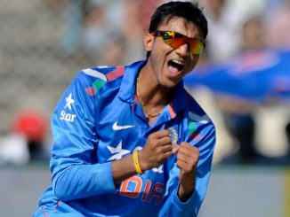Akshar Patel is proving to be an economical bowler who has given only 64 runs in 84 balls this season.