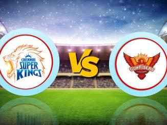 T-20 League LIVE Update : CSK vs SRH, IPL 2020 Live Score Updates