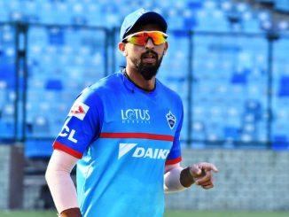T20 league delhi na sapnao par vadhi ek jatko ishant sharma irja ne lai tournament thi bahar thayo