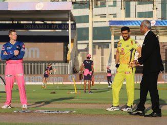 T20 League aaje CSK ane Rajasthan e karo ya maro na dhoran e jang khelvo padse je team harse tene playoff ma pohchvani asha dhundhdi
