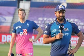 T-20 League: Rajasthan Royals lost four wickets for 193 runs, Suryakumar's 79-run innings