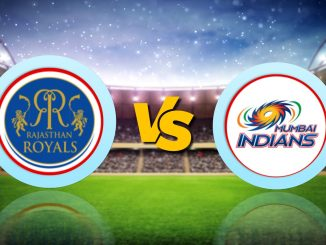 T-20 League LIVE Update : RR vs MI, Live Score Updates