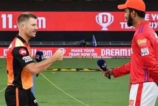 T20 league KXIP ni team SRH na bowler same 7 wicket gumavi ne 126 run karya