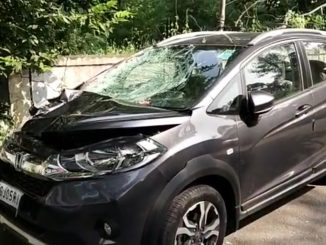 Surat: Hit and run in Piplod; Car driver arrested on the basis of CCTV