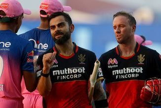 T-20 League: Bangalore beat Rajasthan by eight wickets, Virat Kohli and Padikkal hit half-centuries