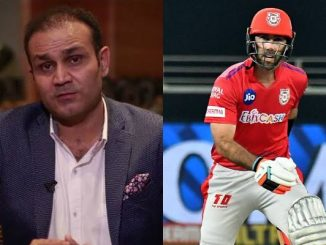 I don't understand Maxwell's game, I haven't done 50 in three years and a big amount has been paid, it will be sold for barely a crore next year: Sehwag