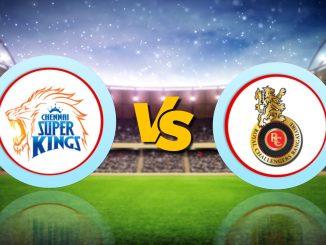 T-20 League LIVE Update : RCB vs CSK, IPL 2020 Live Score Updates