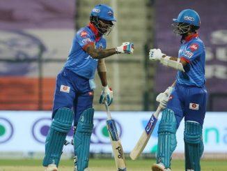 T20 league DC na dhurandharo same RCB no parajay dhavan ane rahane ni lajavab aadthi sadi