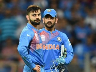 Dhoni has scored the most runs in ODIs against Australia as captain, Virat Kohli is still a long way off