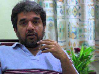Gujarati film and theatre actor Ashish kakkad passes away in Kolkata
