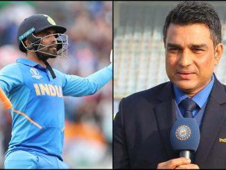 Ravindra jadeja ne lai ne manjrekar e fari chedyo vivad kah che one day ma teva cricketer thi che pareshani
