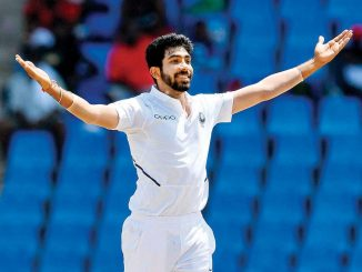 Bumrah is very happy with the performance of this veteran player, posted a photo and said, you are constantly getting the best
