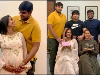 Wrestler girl Babita Fogat will be a mother, shared a photo with Baby Bump,