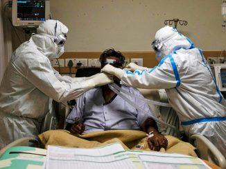 Ahmedabad: 60 Corona warriors test positive for COVID