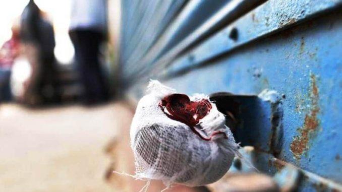 VMC seals shops for violating covid guidelines traders irked Vadodara