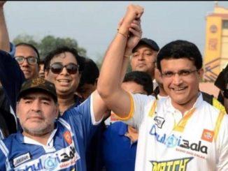 Veteran footballer Maradona passes away: condolences sent by country and world dignitaries including Ganguly, Sachin