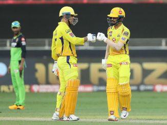 Bhartiya cricket na nava ubharta star e kahyu hu khud ni dosh aapi rahyo hato tyare j dhoni e aavi ne mane aajad kari didho
