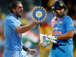 BCCI woke up in the middle of the night, took a big decision on Natarajan and Ishant,