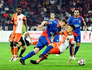 ISL: Goa Football Club Gets Tremendous Success Before Super League, Signed Signing With Top German Club