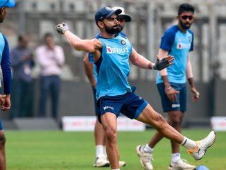 Australia pravas darmiyan 13 november thi sydny ma bhartiya team practice sharu karse