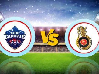 T-20 League LIVE Update : DC vs RCB, IPL 2020 Live Score Updates