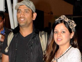 After IPL, Dhoni is spending holidays with his family, Dhoni is back in Dubai