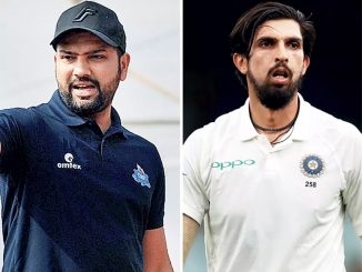 BCCI seeks Australia's help in sending Rohit and Ishant