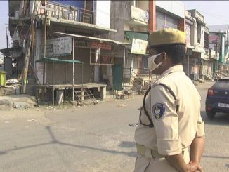Lockdown of Sambhu Koro, Lari Galla, shops, markets closed for three days in Dhansura from today