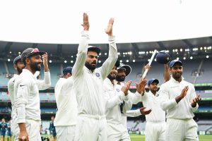 In the last two Tests against Australia, Captain Kohli may be out of the team