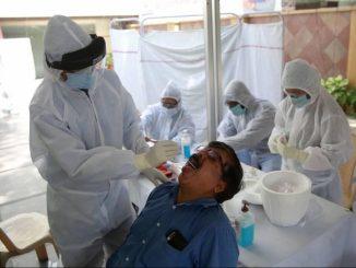 corona test ange sarkarn mahtvano nirnay test na charge ma 45 to 60 percent sudhino ghatado