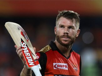 """Priyam Garg is my favorite player,"" David Warner said in response to a question from a fan.g is my favorite player"
