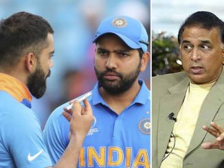 Gavaskar resented Rohit Sharma's assessment date, said he could have done so