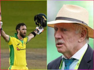 Ian Chappell appeals to ICC to 'switch hit, ban shots', Maxwell's favorite shot