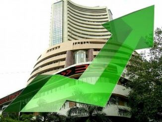 Stock market closes with strong position, Sensex rises 500 points